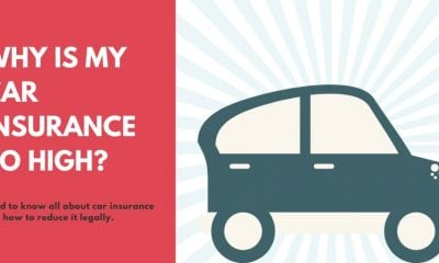 Why is my car insurance so high Feature Image