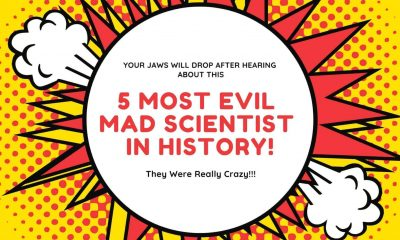 mad scientists feature image